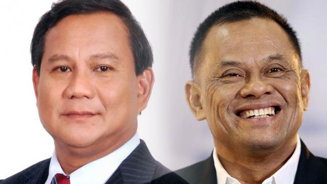 Prabowo 'King Maker', Gatot Presiden?