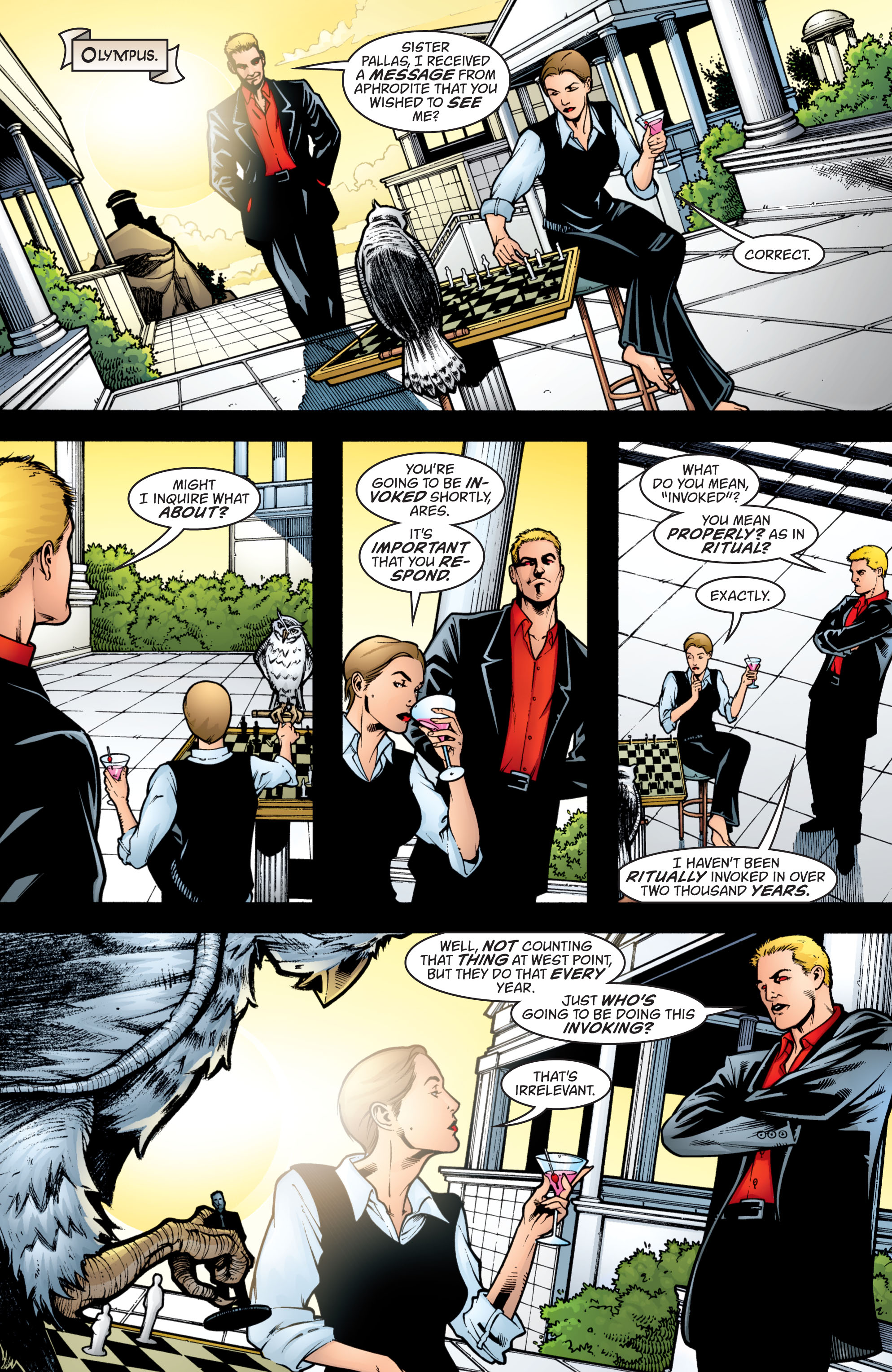 Read online Wonder Woman (1987) comic -  Issue #209 - 2