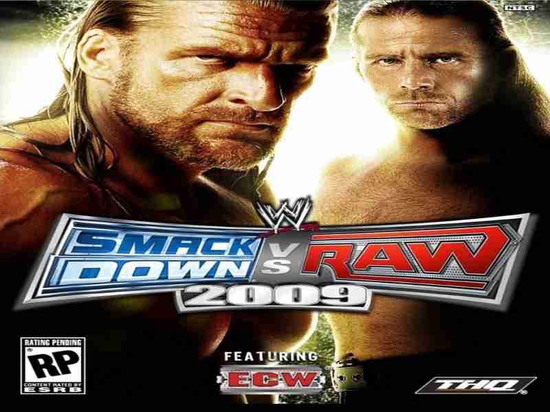 Wwe smackdown vs raw 2009 game download
