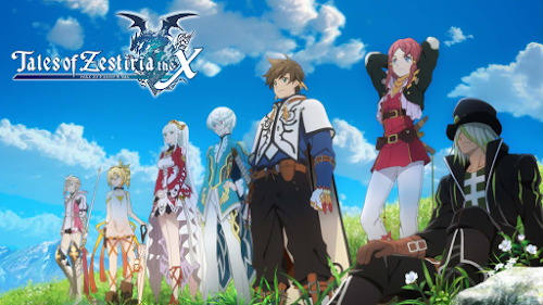 Descargar Tales of Zestiria the X (2017) [02/??] [MEGA] [HD]