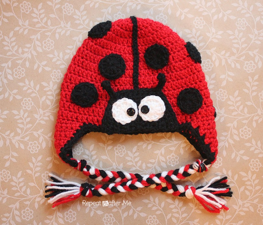 Amigurumi Ladybug Free Crochet Pattern - Amigurumifree.msa.plus ... | 740x864