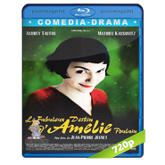 Amelie (2001) BRRip 720p Audio Dual Español Latino-Frances 5.1