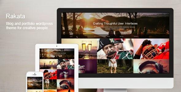 Best Blog and Portfolio Theme