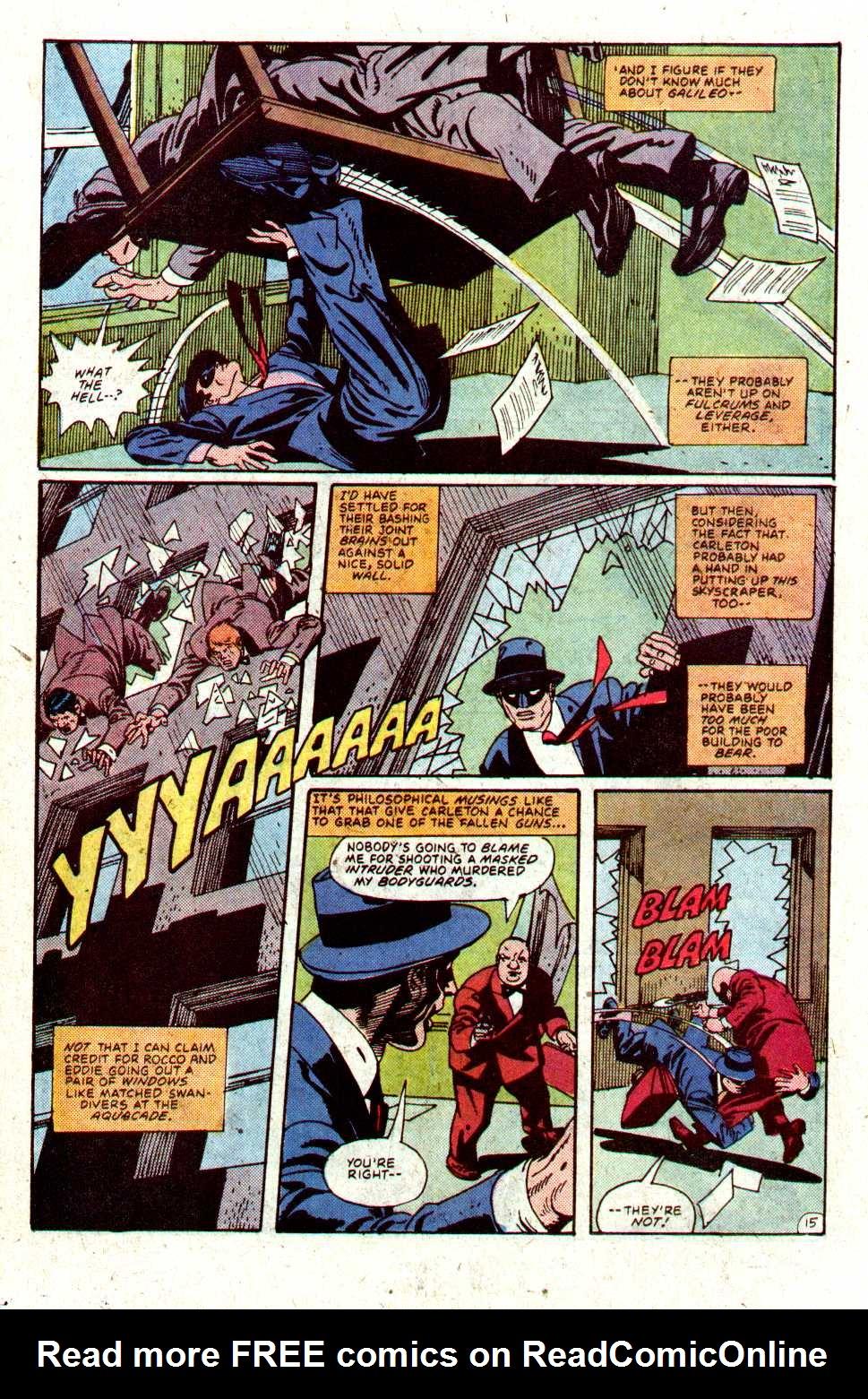 Read online Secret Origins (1986) comic -  Issue #28 - 38