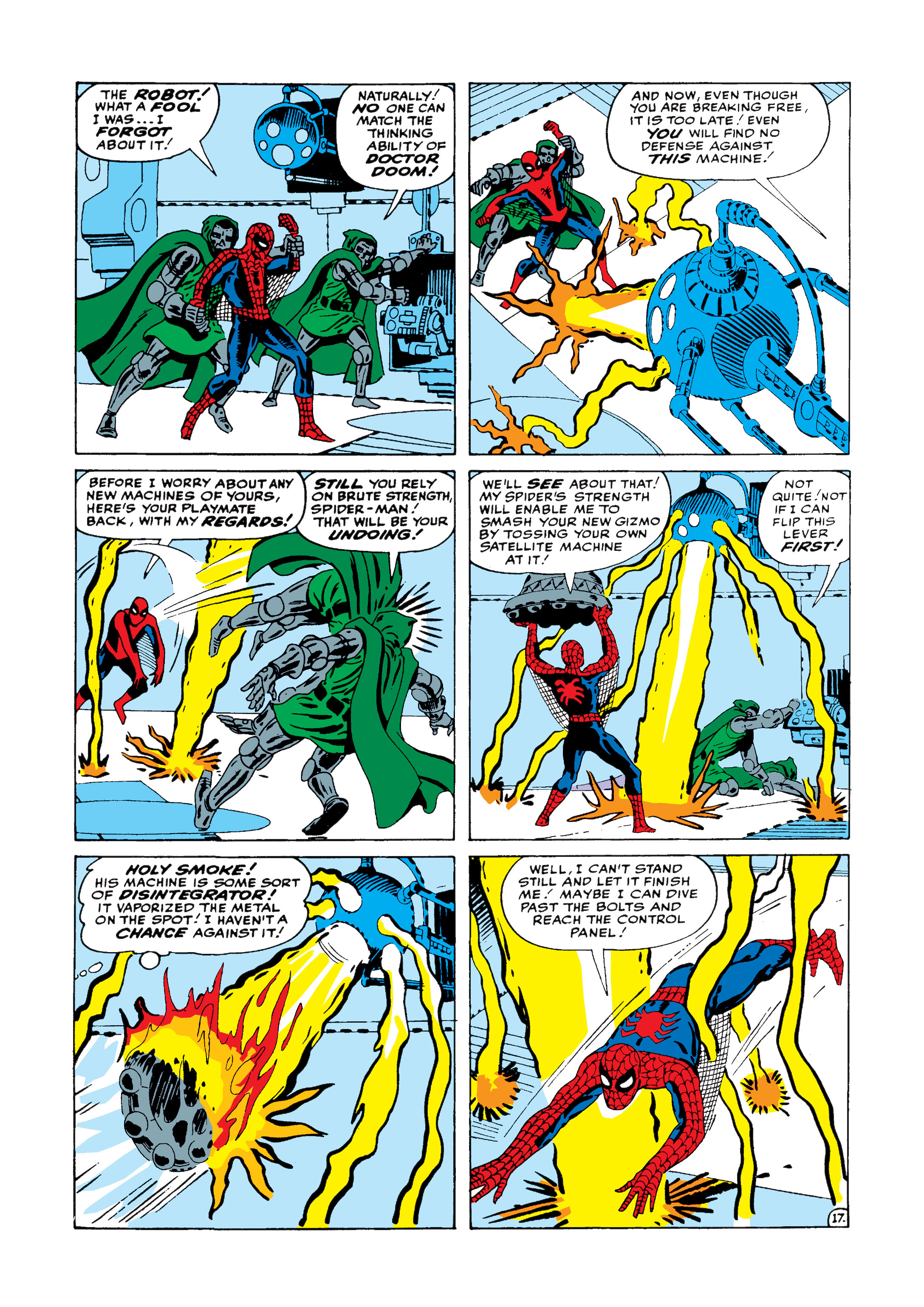 The Amazing Spider-Man (1963) 5 Page 17