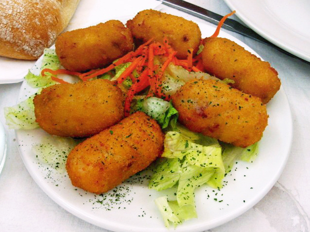 Best Croquettes Spanish Food Recipes with Pictures