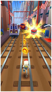 Subway Surfers Washington DC v1.63.1Mod Apk  Unlimited Coins/Keys Terbaru