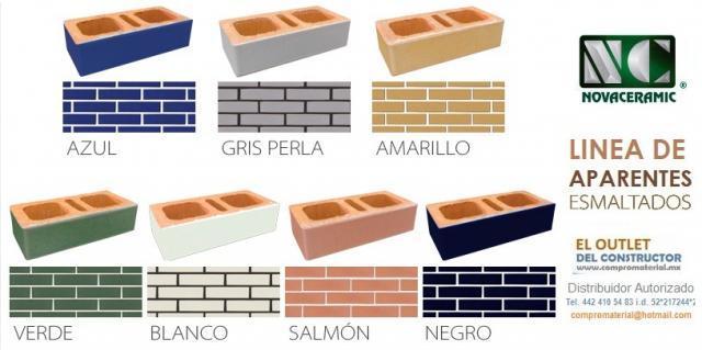 Materiales para la construcci n ladrillos de arkitectura - Tipos de ladrillos ...