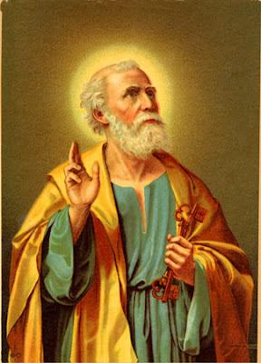 Mengapa Rasul Petrus Datang ke Roma?