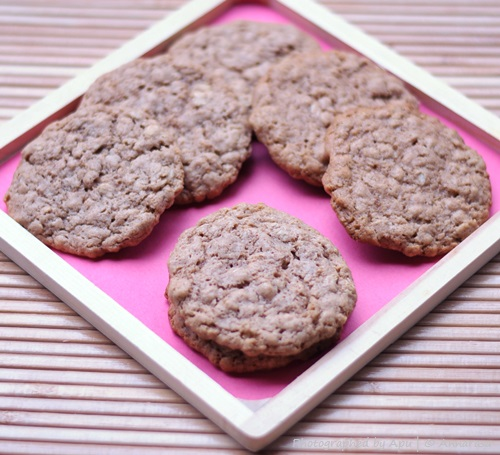 Eggless Almond Butter Cookies Recipe