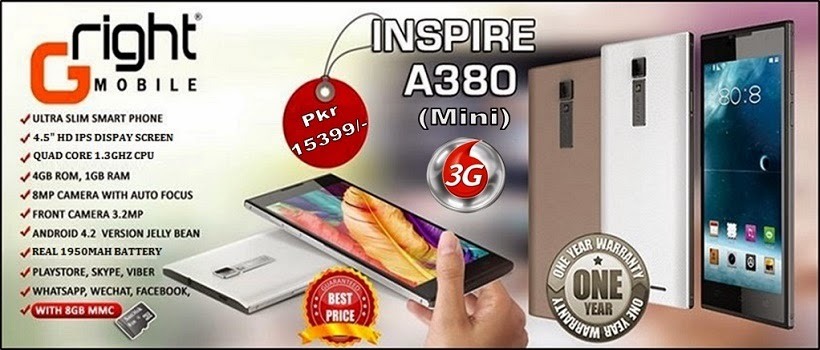 GRight 3G Mobiles
