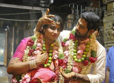 tamil_actor_aari_wedding_photos