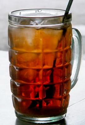 Cara Membuat Es Teh Manis Segar  Resep Minuman