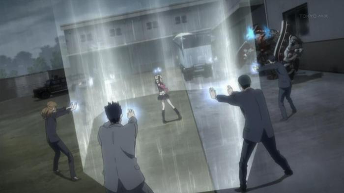 Tokyo Ravens Screenshot