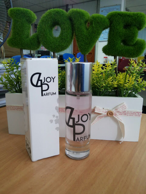 GJoy Parfum - If You Can't Be Rich At Least You Smell Expensive
