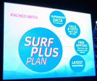 Smart Announced the All-New Surf Plus Plans