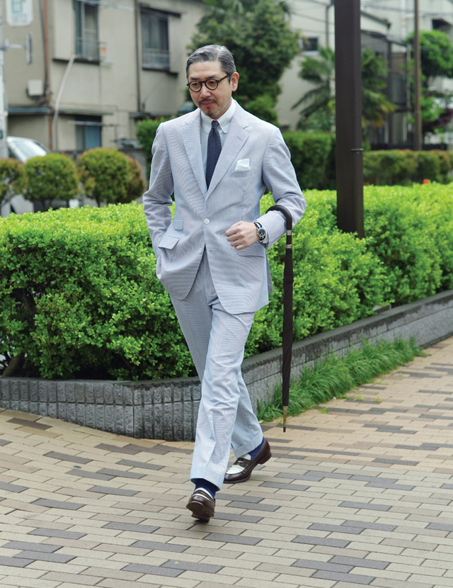 Shoes To Wear With Linen Suit