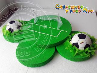 Fiesta Motivo Futbol Football Party Creaciones Y Algo Mas