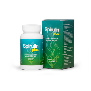 Spirulin Plus - odkwasza organizm i usuwa nadmiar wody