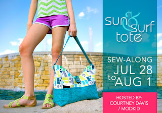 Sun and Surf Tote Sew-Along