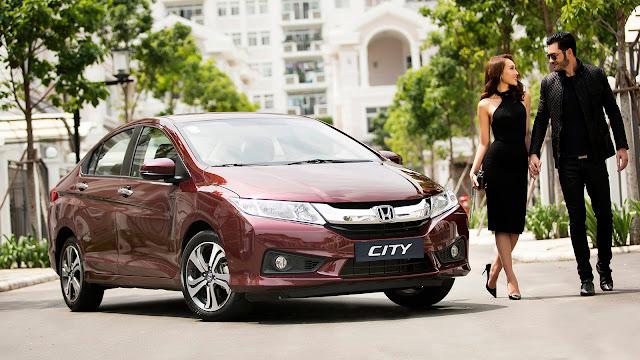 Honda City với thiết kế thể thao cùng với khả năng tiết kiệm nhiên liệu tối ưu giúp City là chiếc xe sedan dòng B bán rất chạy tại Việt Nam