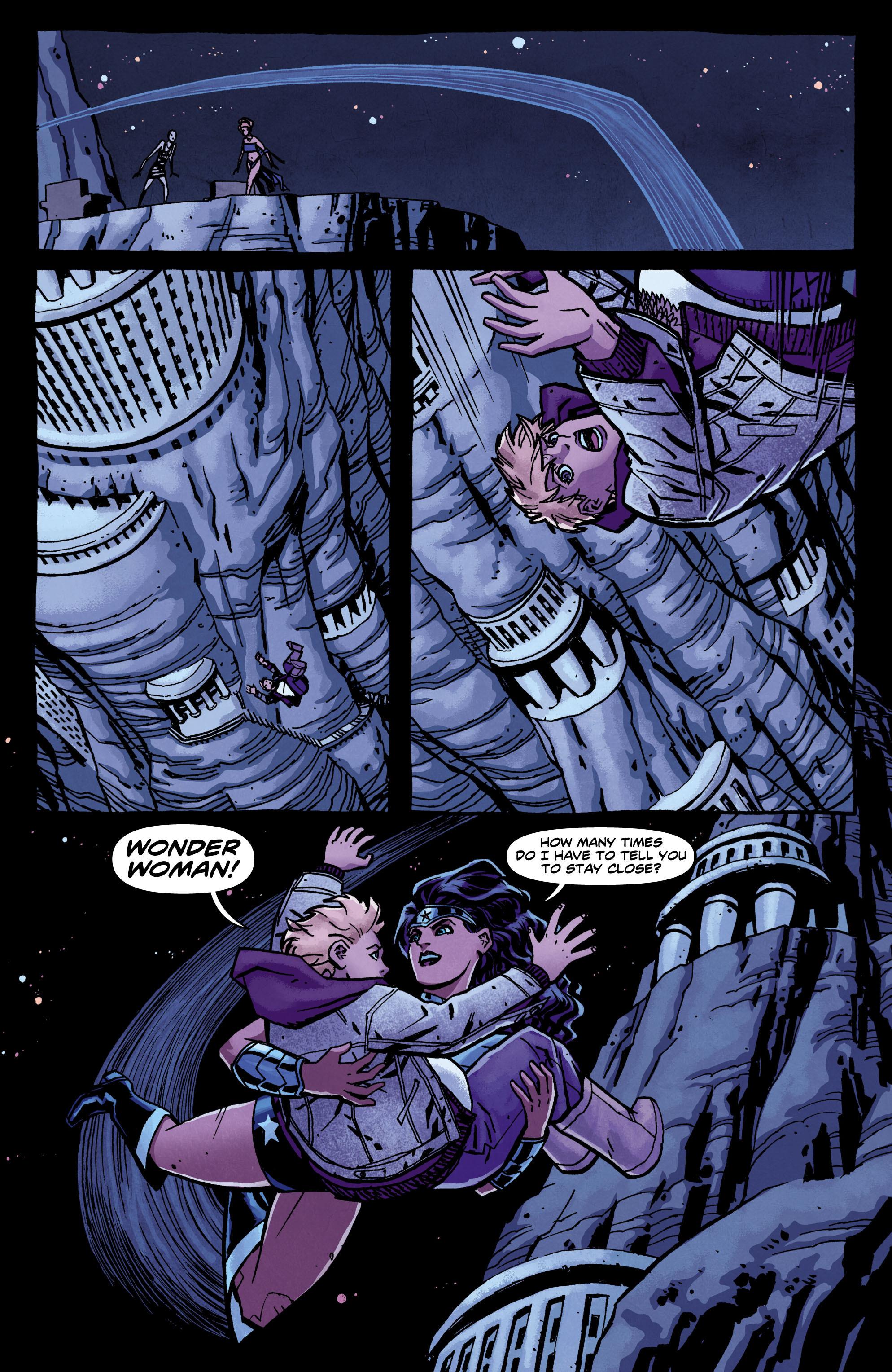 Read online Wonder Woman (2011) comic -  Issue #12 - 8
