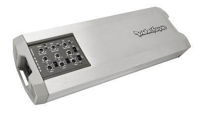 Rockford Fosgate TM1000X5ad  Compact 5-Channel Amplifier