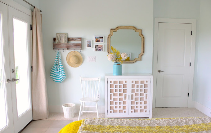 Guest Room Reveal Before And After Made Everyday