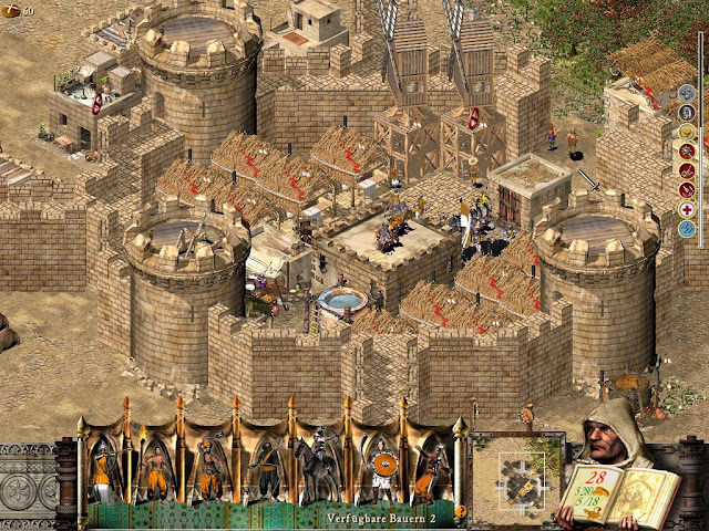 Stronghold Crusader Extreme HD Full Version Free Gameplay 1