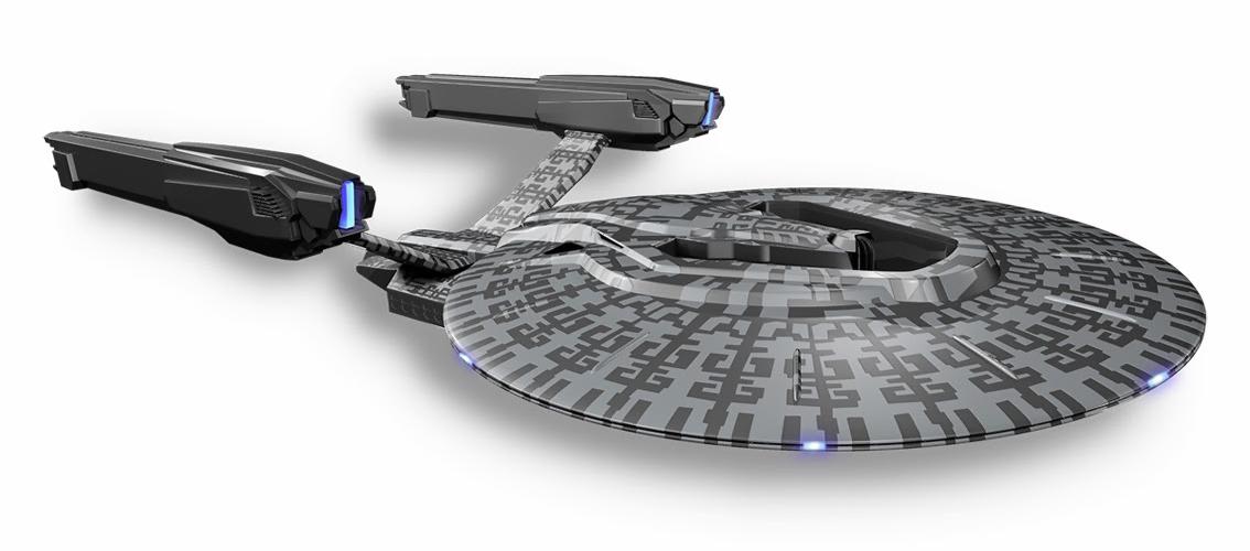 Uss Vengeance Hot Wheels The Trek Collec...