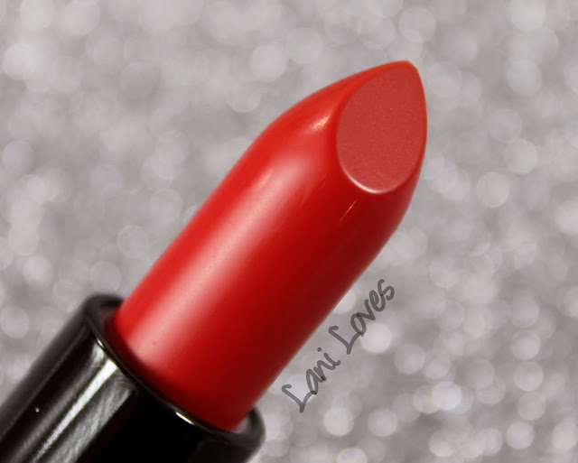 MAC Tenor Voice Lipstick Swatches & Review