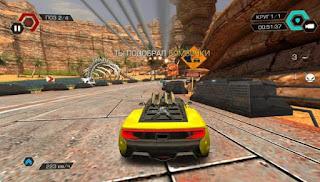 لعبة Cyberline-Racing اموال غير محدودة! وبأخر تحديث