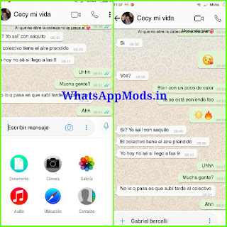 FouadWA v7.21 iOS Style