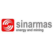 Logo Sinarmas Energy and Mining
