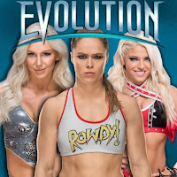 Evolution Card Surfaces Online Listing Matches, Returning Names and Segments For The PPV ** SPOILER **