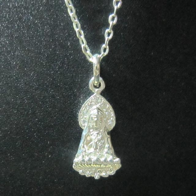 www.trangsuc.top - Mặt dây chuyền hình Phật Quan Âm M009  - Giá: 105,000 VNĐ - Liên hệ mua hàng: 0906846366(Mr.Giang)