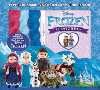 Disney crochet: Princesses and Frozen