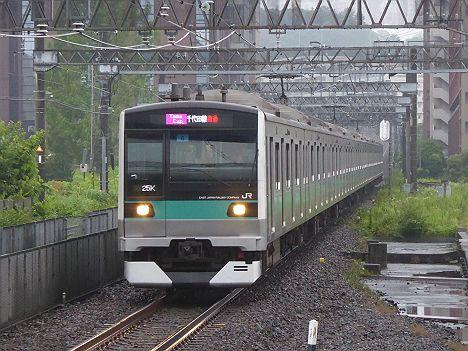 多摩急行 松戸行き2 E233系2000番台