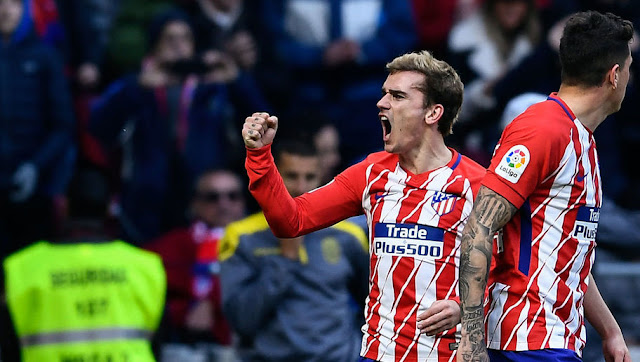 Mercato Real Madrid Griezmann