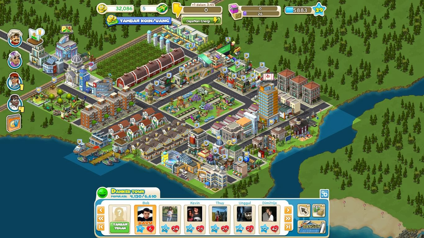 Download the Citiville Hack Tool and enjoy the  game absolutely free of cost. The Cheats are legitimate and completely accepted by the game servers.