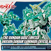 HGUC 1/144 Unicorn Gundam [Luminous Crystal Body]- Release Info