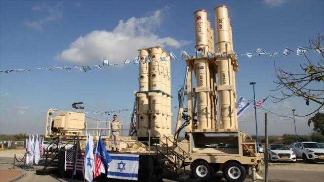 Israel aumenta capacidad misilística para hacer frente a Hezbolá