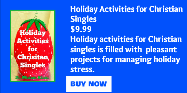 Holiday activities for Christian singles