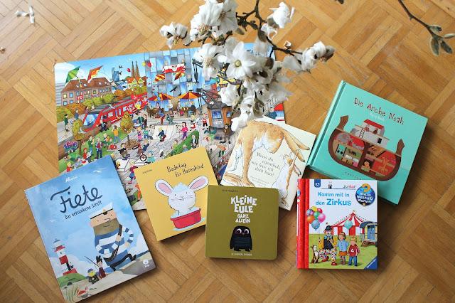 Lieblingsbuecher fuer 2-Jaehrige Kinderbuchtipp Geburtstagsgeschenk