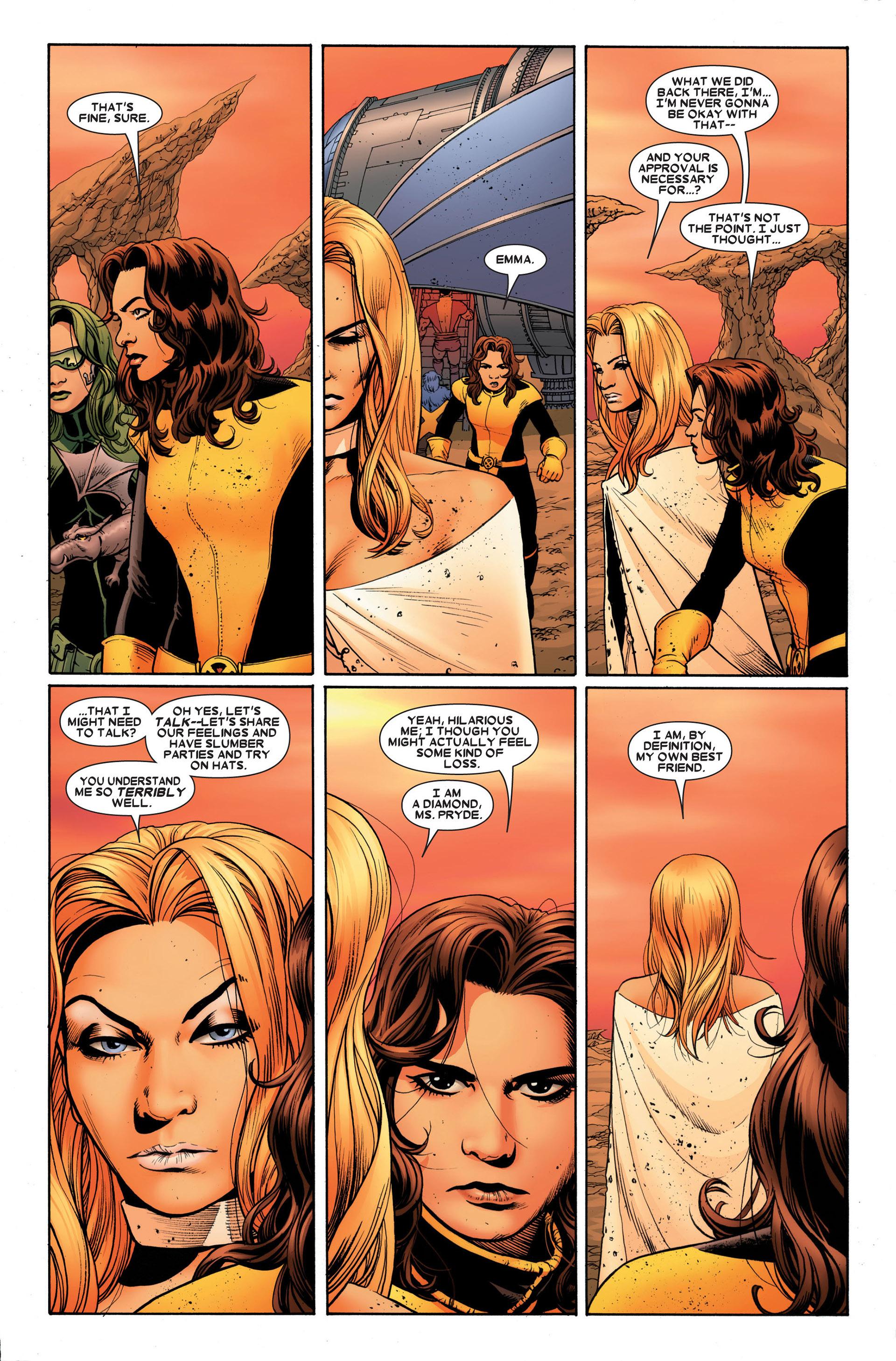 Read online Astonishing X-Men (2004) comic -  Issue #23 - 5