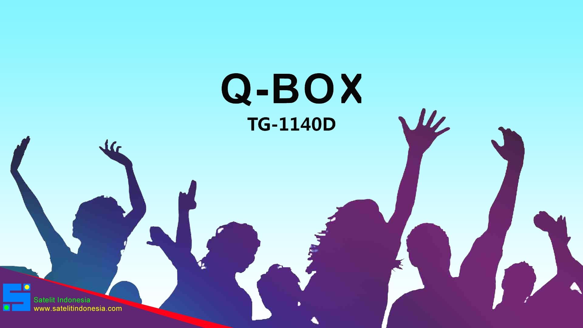 Download Firmware Q-Box TG 1140D New Update Software Terbaru