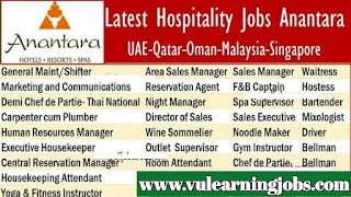 Anantara Hotels Resorts and Spas - Asia - Middle East - Jobs In 2019