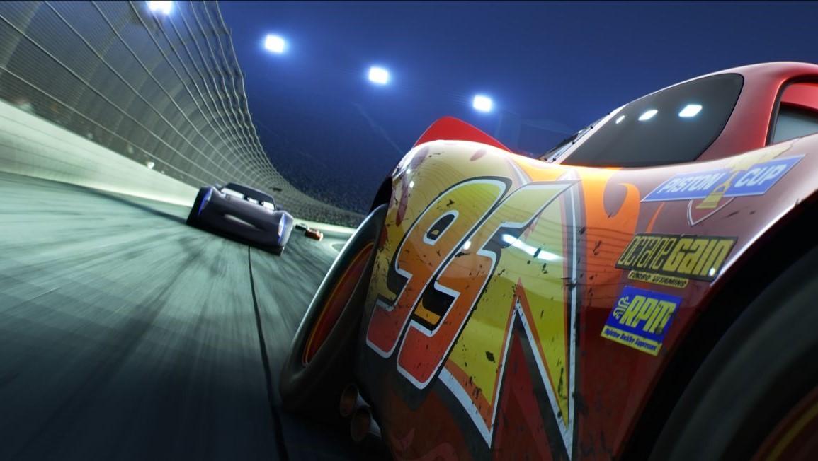 """Revelado o primeiro teaser trailer da animação """"Carros 3"""""""