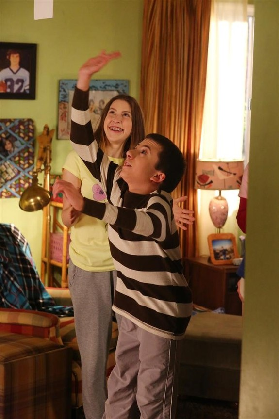 The Middle - Season 5 Episode 06: The Jump