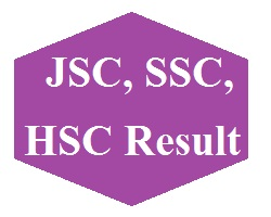 JSC, SSC, HSC Latest Result In Bangladesh